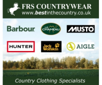 Find the best Countrywear and Outdoor Clothing in Shropshire at FRS in Bridgnorth