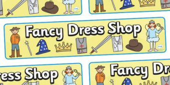 The history of fancy dress, by Fancy That, Bolton
