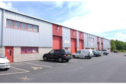 EDS Take More Space at Rossendale Industrial Estate