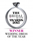 Buy Amanda Wyatt's 'dress of the year' at Bridal Elegance!