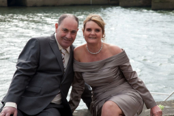 Wedding of St Neots Couple - March 2013
