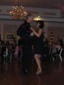 John and Paula, of Copy Print Services, have won the 2013 Strictly Learn to Dance Competition