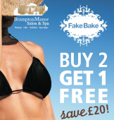 Win a Summer's Worth of Fake Baking…!