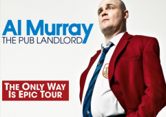 Britain's favourite pub landlord comes to Warrington