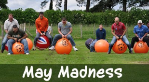 May Madness at Park Hall Countryside Experience
