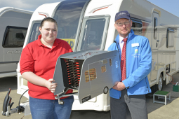 Leading caravan agents in Shrewsbury are delighted with gadget design