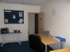 Hot off the Press - Hot Desk Working from Furness