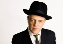 Madness Frontman Suggs Tells His Life Story at Parr Hall Warrington