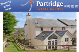 Sale Property of the Week from Partridge Estate Agents