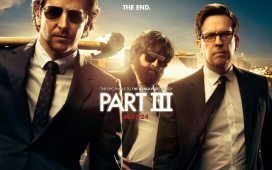 Bank Holiday fun at Shrewsbury cinema with The Hangover Part 3