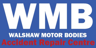We didn't get this good by accident - car repairs with Walshaw Motor Bodies