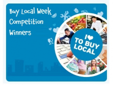 BUY LOCAL WEEK COMPETITION WINNERS