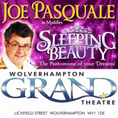 It's Panto Time at Wolverhampton Grand Theatre