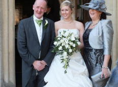 Gorgeous flowers for your wedding in Carmarthenshire