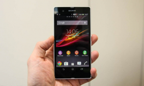 Thinking about a new Smart Phone? The Sony Xperia Z is getting great reviews.