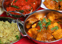 Which is the best Indian Restaurant in Stratford?