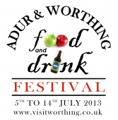 Food Worthing Supports the Food and Drink Festival