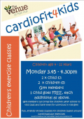 Cardiofit4Kids - Children's Exercise Classes
