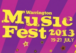 Happy Mondays to Headline Warrington Music Festival