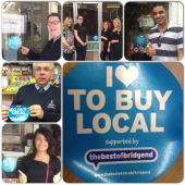 Bridgend Town Loves To Buy Local
