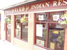 Thespian's Indian Restaurant - a touch of the exotic in Stratford upon Avon!