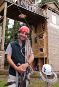 2013 TripAdvisor certificate awarded to Adventure Rope Course in Shrewsbury