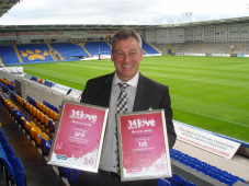 Moore Finance chairman Nigel Garner nominated in the Warrington Inspiration Awards