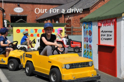 Children's Driving School at Park Hall Farm, Countryside Experience