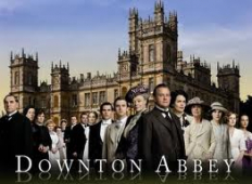 Trip to Downtown Abbey!