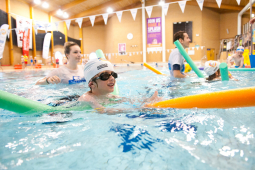 Olympic swimmers all set for Warrington swimming event