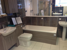 Design your perfect bathrooms with P&D Heating and Bathrooms LTD, Farnworth, Bolton