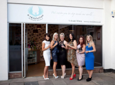 Need some 'save me from the school holidays' pampering?! Known as one of the leading beauty salons in Haverhill, a revolution is a revelation in stunning new premises