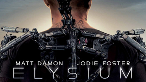 Sci-fi blockbuster Elysium at Shrewsbury Cineworld Cinema