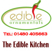 Hot Stuff at Edible Ornamentals just outside St Neots