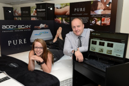 The perfect fit at Shrewsbury furniture store