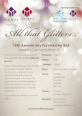 Local Businesses Really Get Behind the Moore Finance 10th Anniversary 'All That Glitters...' Charity Ball