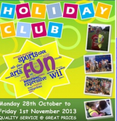 Bolton Lads and Girls Club Holiday Club is running again this October