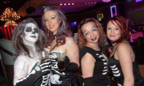 Need a Hallowe'en fancy dress outfit in Shrewsbury? Christmas... New Year...?