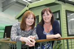 New recruits join caravan dealership in Shrewsbury