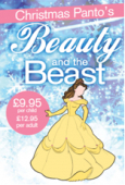 Win a family ticket to see Beauty and the Beast Christmas Panto