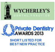 Wycherley's Dental Practice shortlisted for the Private Dentistry Awards 2013