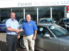A Winning Experience with Forest Road Garage