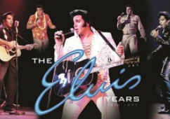 See the best Elvis since....Elvis at the Parr Hall this October