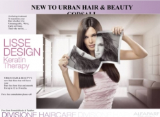Transform you hair with Lisse Design Keratin Therapy at Urban Hair & Beauty in Codsall