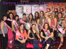 Darling Life Drawing