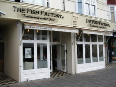 The Fish Factory Worthing is a Winner!