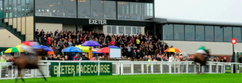 Haldon Gold Cup Day at Exeter is Devon's premier race meeting. Tuesday 5 November