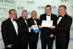Local Insurance firm wins Social Responsibility Award