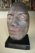 Warrington's mummified head repatriated back to New Zealand