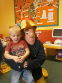 Fun with Fireman Sam​ at Circus Day Nursery!